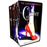 Marissa Meyer Lunar Chronicles Series Collection 4 Books Set- Cinder, Scarlet, Cress, Winter
