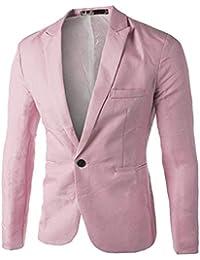 Lannister Fashion Traje De Hombre Delgado A Juego con Un Estilo Traje  Chaquetas Ropa Elegante Abrigo Blazer Chaquetas De Traje Casual 1… 15958787149