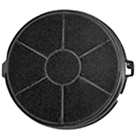 Spares2go type Chf187D187Eff73Charbon Carbon filtre à air pour Acec hotte aspirante Grille d'aération