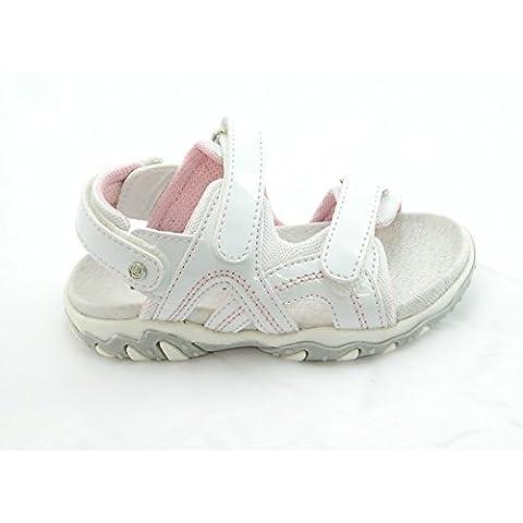 Naturino - Naturino sandalo bambina bianco sport