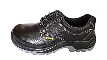 4d2e7150551 Emperor Safety Shoes - CZAR MODEL Size 10 inch: Amazon.in ...