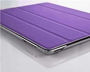iPad 4 Hülle - VEO Ultra Dünnes Smart Cover mit Stand & Schlaf-Funktion für iPad 4. (Mit Retina), 3 & 2, LIL
