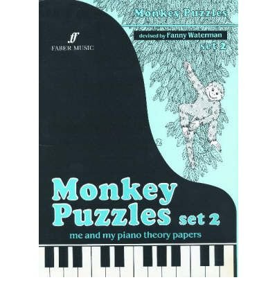 [(Monkey Puzzles: Theory Papers Set 2)] [ By (author) Fanny Waterman ] [July, 1998]