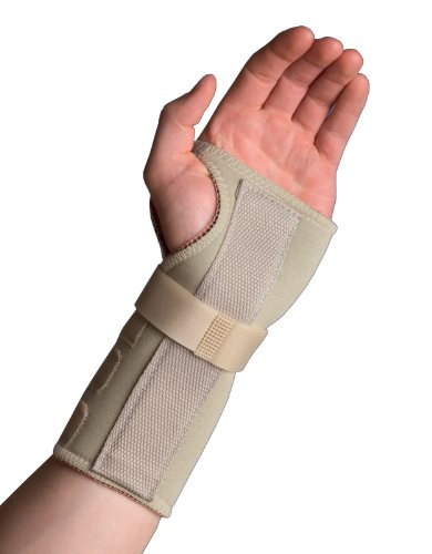 Thermoskin Thermal Wrist/Hand Carpal Tunnel Brace Left Small 14-16cm