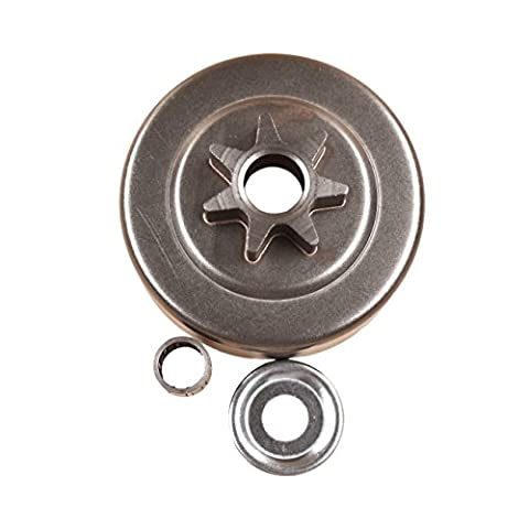 Neue Trommel Ritzel Kupplungsscheiben 3/20,3cm 6T e-clip Dichtungsring für Stihl MS170MS180017018025