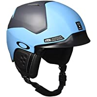 Oakley MOD5 Snowboard, Esquiar Negro, Azul - Cascos de protección para Deportes (Mate