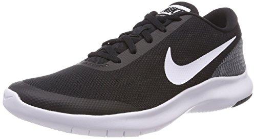 Nike W Flex Experience RN 7, Zapatillas de Entrenamiento para Mujer, Negro (Black White 001), 37.5 EU