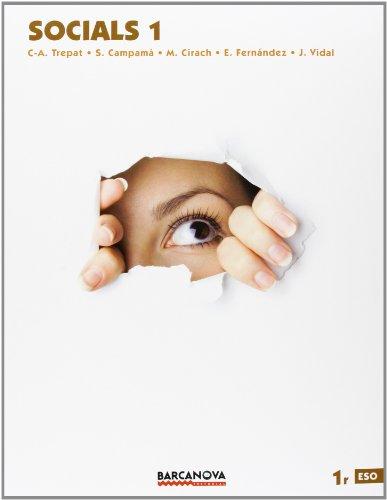 Socials 1 (Materials Educatius. Eso. Ciències Socials) - 9788448931544