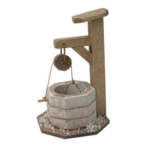 Fritz Cox Miniatur Brunnen für Krippen-Figuren -