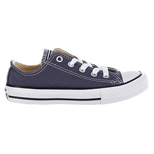 Converse Kids' Chuck Taylor All Star Low Top Sharkskin 11 Little Kid M (Womens Low Arch)