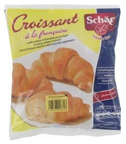 SCHÄR - Croissants sans gluten - 4 X 55 g - Surgelé