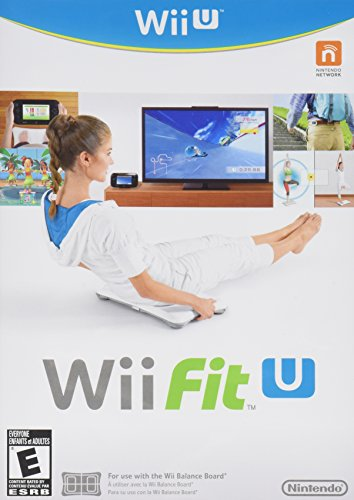 Wii Fit U (Game Only, No Fit Meter or Balance Board Included) by Nintendo