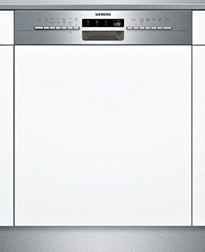 Siemens SN536S01GE iQ300 Geschirrspüler A++ / 258 kWh/Jahr / 2660 L/Jahr/AquaStop/edelstahl