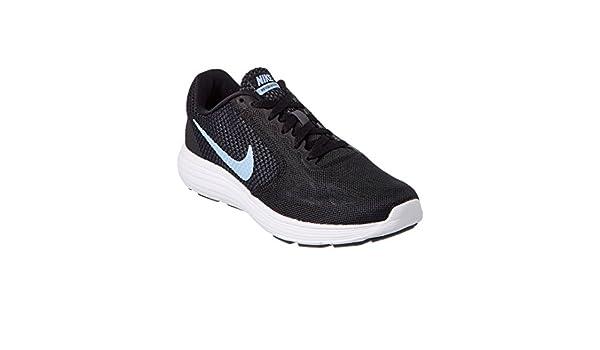 huge selection of dc4d1 e9ce1 Nike 819303, Scarpe da Ginnastica Basse Donna, Multicolore  (Black/Aluminum/Anthracite/White), 36 EU: Amazon.it: Scarpe e borse