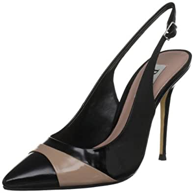 Dune Women's Charford Black Special Occasion Heels 0095503940124010 3 UK