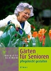 Gärten für Senioren: Pflegeleicht gestalten