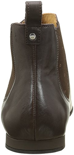 PAUL & JOE Party, Bottes Chelsea Homme Marron (Veau Lisse Tdm)