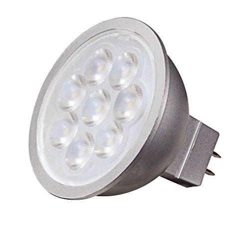 Satco S9499 6.5W LED MR16 LED 5000 K 40' Beam Ausbreitung GU5.3 Base 12V Glühbirne -