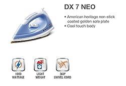 Bajaj DX 7 Neo - Dry Iron