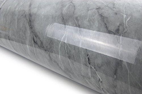 Granit Optik Marmor Effekt Kontakt, Papier, Folie, Vinyl, selbstklebend, peel-stick Counter Top Vbs705-3g(9.8ft) (Vinyl Peel-stick)