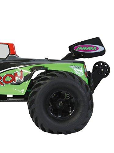Akron Monstertruck 1:10 BL 4WD Lipo 2,4G- Allrad, Brushless, Akku, 60Kmh, Aluchassis, spritzwasserfest, Öldruckstoßdämpfer, Kugellager, Fahrwerk einstellbar, fahrfertig - 3