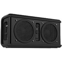 Skullcandy Air Raid - Altavoces portátiles (Inalámbrico, Batería, Bluetooth, Universal, Integrado, Negro)