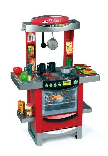 Smoby 24446 - Tefal Küche Cook Tronic mit Elektronik Version 2008/2009 2009 Küche