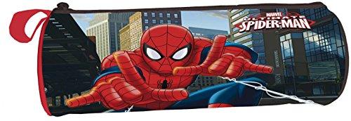 Spiderman – Estuche portatodo, 21 x 7 x 7 cm (Arditex SM9594)
