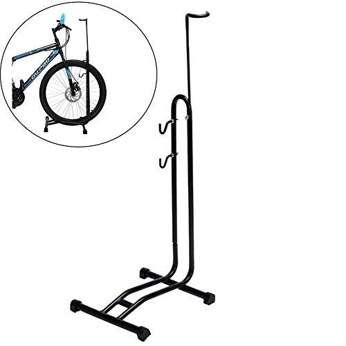 Marco de reparación de Piso de Bicicleta, Estante de estacionamiento de Bicicleta, Soporte en Forma...