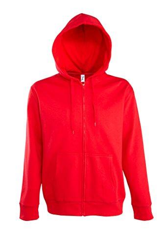 SOL'S - Blouson - Homme Rouge - Rouge