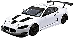 Bbr - P1866b - Véhicule Miniature - Modèle À L'échelle - Maserati Granturismo Mc Gt3 - Press Version - Echelle 1/18