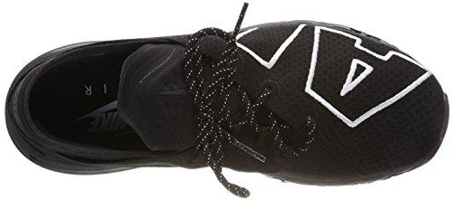 Nike Air Max Flair, Chaussures de Running Homme Multicolore (Black/white-black 001)