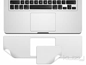 """Kuzy Autocollant de protection pour repose-main et track-pad pour Apple MacBook Pro 13,3"""" avec écran Retina Compatible uniquement modèles A1502 et A1425"""