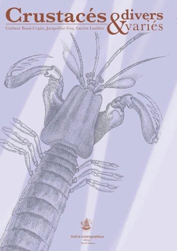 Crustacés divers & variés par Corinne Bussi-Copin