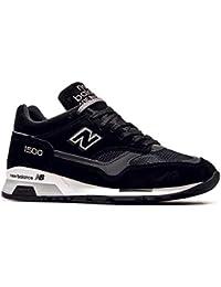 New Balance Sneakers Uomo M1500JKK - Made in England Nero Grigio Nuova  Collezione A  4e9a0aa3d03