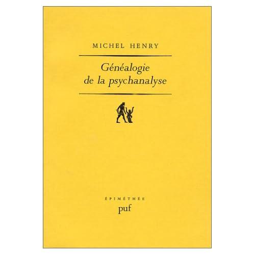 Généalogie de la psychanalyse (Ancien prix éditeur : 28.00 euro - Economisez 50 %)