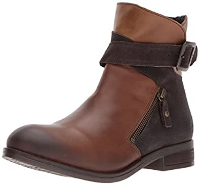 Fly London Damen Afar021fly Chelsea Boots, Braun (Camel/Chocolate), 35 EU