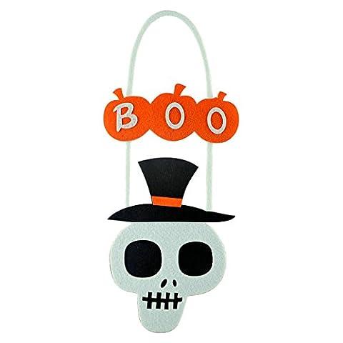 halloween hanging deko, Moon mood® Halloween Decoration - Halloween BBQ