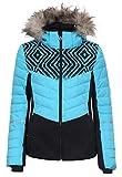 Icepeak Damen Skijacke Vevina 53214 Turquoise 40