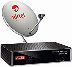 Airtel HD 1 Month Secondary Connection For Existing DTH Users