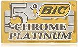 Lames Bic Chrome Platinum X5lames