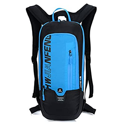 A-SSJ Sports Outdoor Riding Backpack Bicycle Accessories Water Bag Riding Outdoor Products - bike-backpacks