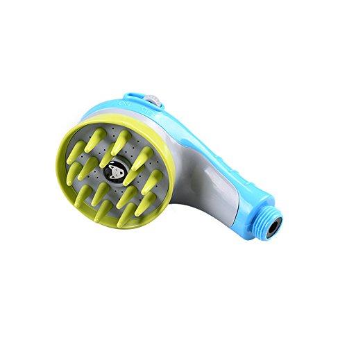 Hemore Haustier Duschkopf Handbrause Haustier Waschen Dusche Sprayer Verstellbar Multifunktion Dusche Werkzeug Massage und Dusche für Hunde und Katze Möbelzubehör Wohnaccessoires
