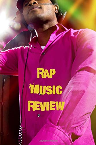 Rap Music Review: Music Album Review Journal Rate Your Rap CD Music Collection Paperback