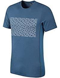 Mountain Warehouse T-shirt Homme IsoCool Sport Manches courtes Séchage Rapide Respirant