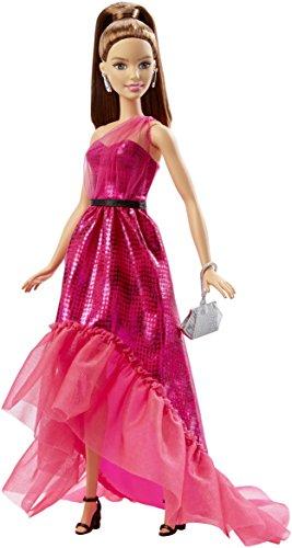 Barbie Mattel DGY71 - Modepuppen, Fabulous Teresa, pink