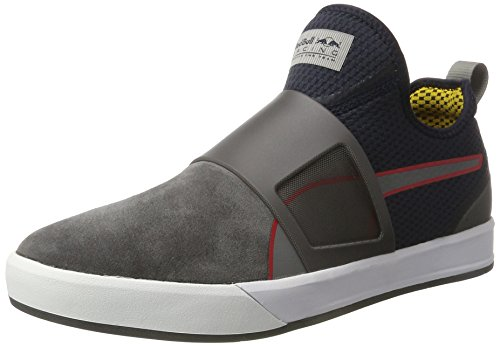 Puma Herren Rbr Wssp Booty Low-Top Grau (smoked pearl-total eclipse-puma white 02)