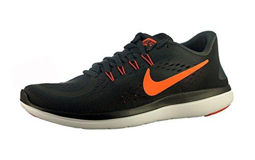Nike Men's Nike Free Rn Sense Running Shoe, Scarpe Sportive Indoor Uomo Nero