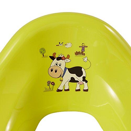 """keeeper """"funny farm"""" kinder-toilettensitz mit anti-rutsch-funktion - 3"""