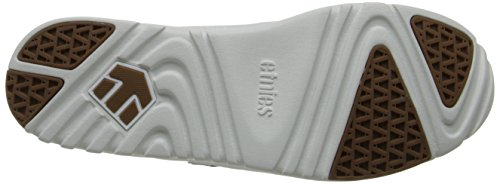 Etnies LO-CUT SC Herren Skateboardschuhe Weiß (WHITE/LIGHT GREY/135)